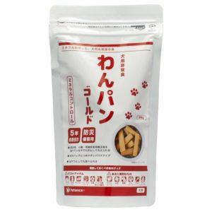 ペティエンス 犬用非常食 わんパンゴールド ミネラルコントロール