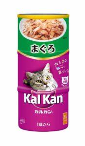 カルカン ハンディ缶 成猫用 1歳から まぐろ 160g×3缶×18個 [キャットフード]