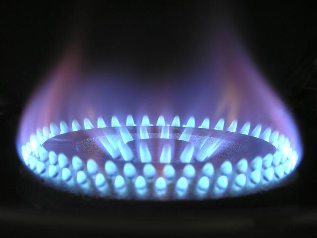 ガス火イメージ