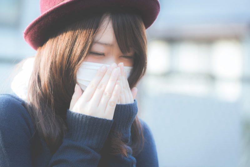 台風と喘息の発作の関係性