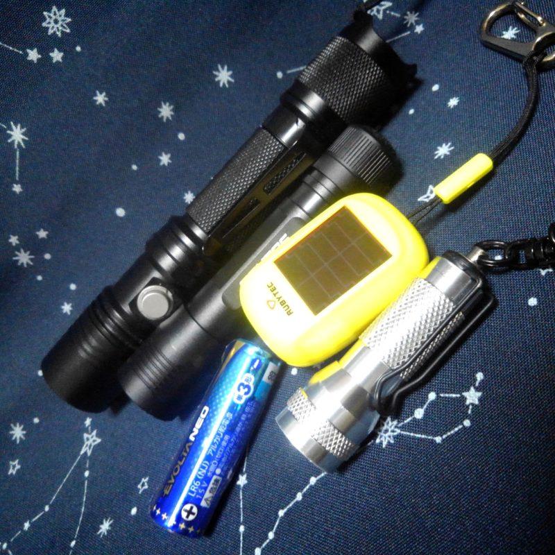 LED懐中電灯(スルーナイトTN12)3
